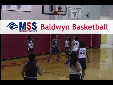 MaxxSouth Sports - Baldwyn High School Basketball Preview 2017