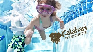Fun Indoor Water Park Playground For Kids and Family Kalahari Resort Wisconsin dells
