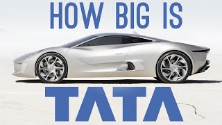 How BIG is TATA? (They Own Jaguar) | ColdFusion