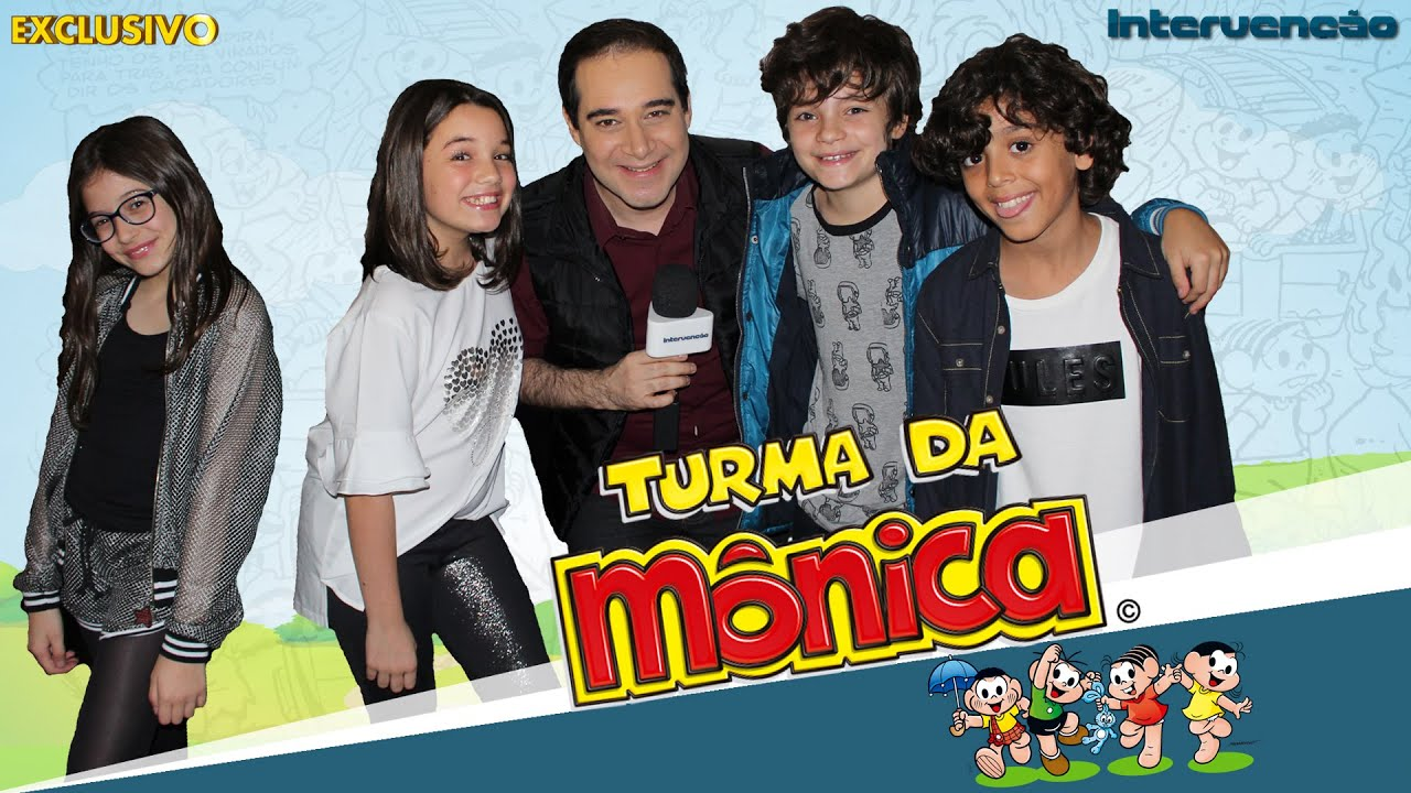 EXCLUSIVO: TURMA DA MÔNICA VIDA REAL (LIVE ACTION) I 106 #turmadamonicalacos