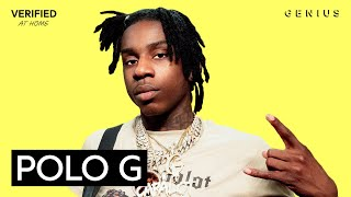 Polo G DND Official Lyrics & Meaning | Verified