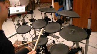 Panos Kiamos   Girna Piso - Vres Ligo Xrono - Drums Cover