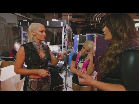 Nia Jax doesn't like Carmella: Total Divas, Oct. 1, 2019 from YouTube · Duration:  1 minutes 11 seconds
