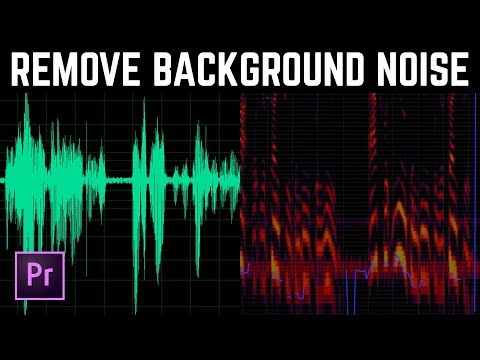 COMPREHENSIVE Guide: How to Remove Background Noise, Buzzing, Hum in Premiere Pro