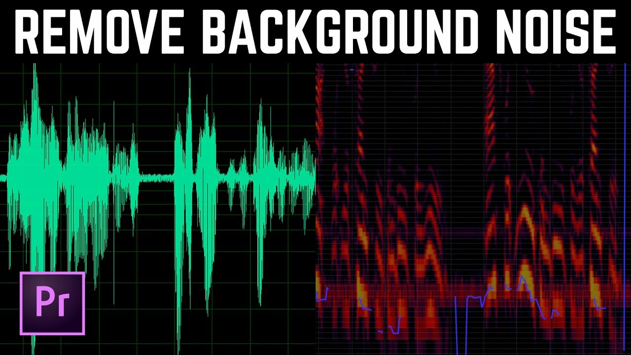 how to get rid of buzzing background noise