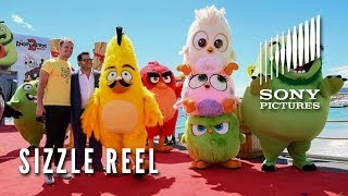 THE ANGRY BIRDS MOVIE 2 - Cannes Film Festival Sizzle Reel