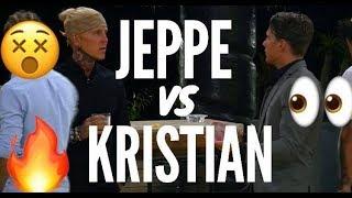 JEPPE VS KRISTIAN! PARADISE HOTEL 2017 SMAIL REAGERAR