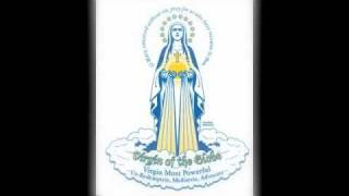 VIRGIN OF THE GLOBE   /  DAILY , DAILY SING TO MARY