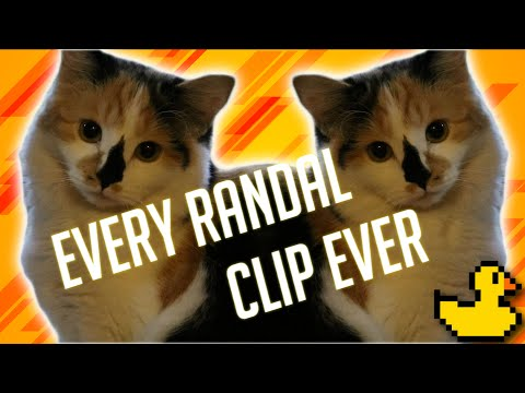 EVERY CLIP OF RANDAL FROM ODS