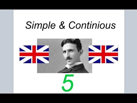 TESLA English (4) - kratka i trajna vremena razlika