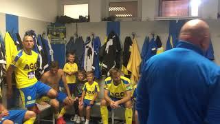 Radost po utkání s Karvinou (16.9.2018)