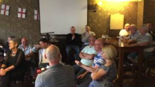 Repeat youtube video Collyhurst Rd,Billy Kyte,live in Scarborough 2016