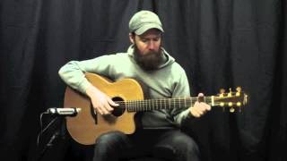 Acoustic Music Works Guitar Demo - Lowden F25c, Cedar, East Indian Rosewood