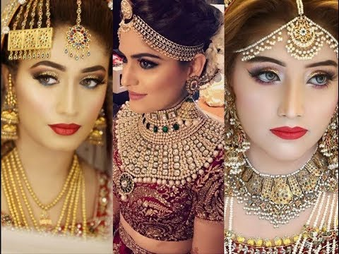 Bridal Jewellery Set Designs Latest Wedding Jewellery Sets YouTube