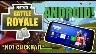 How To Download Fortnite Beta For Android 100% Working For Samsung *NOT CLICKBAIT*