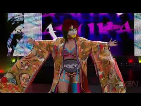 Plantel final do WWE 2K17 é anunciado