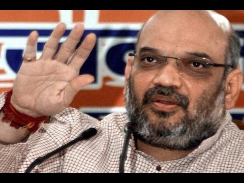 We will end BSP-SP power cycle in UP: Amit Shah to ET