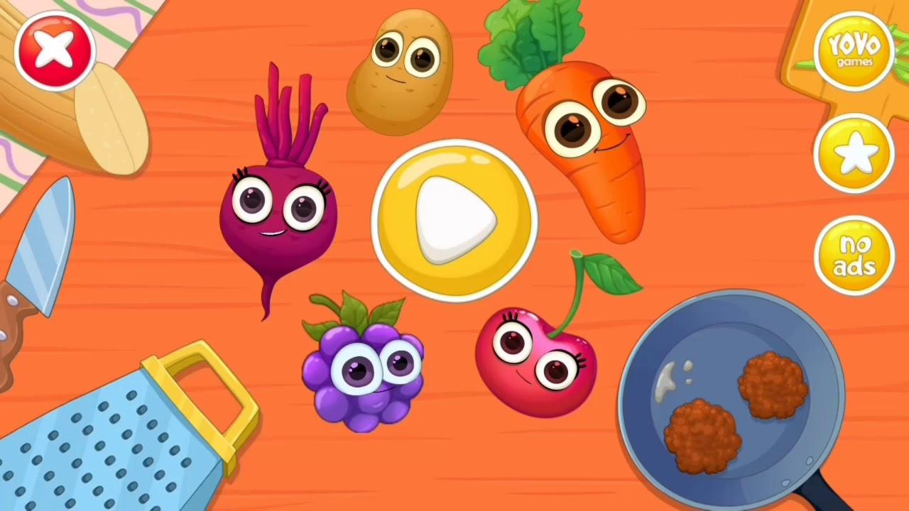 Game Masak Masakan - Permainan Masak Menyenangkan - Masak