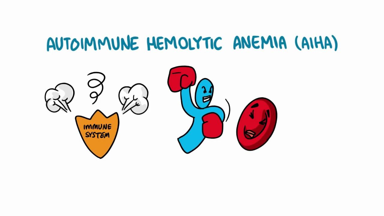 Dieta para personas con anemia hemolitica