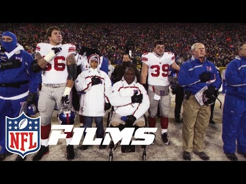 The Military Veteran Who Fueled the Giants Super Bowl Runs  NFL Films Presents