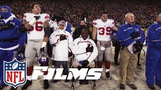 The Military Veteran Who Fueled the Giants Super Bowl Runs | NFL Films Presents