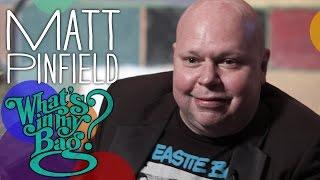Matt Pinfield - What's In My Bag?