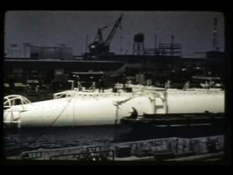 Operation Wigwam - Underwater Nuclear Test Film (1955)