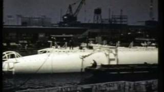 Operation Wigwam - Underwater Nuclear Test Film (1955)