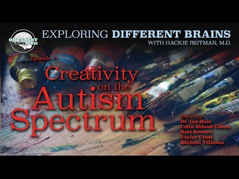 Creativity on the Autism Spectrum: Painters, Poets, Filmmakers and More | EDB 71