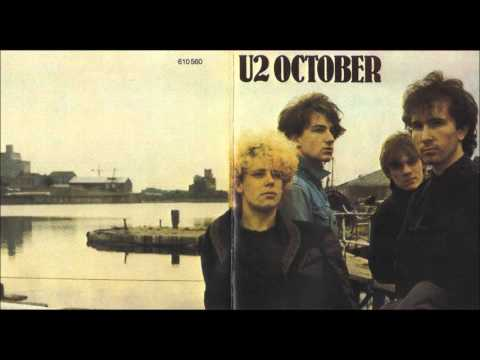 U2 - I Threw A Brick Trough A Window (album 'October', '81)