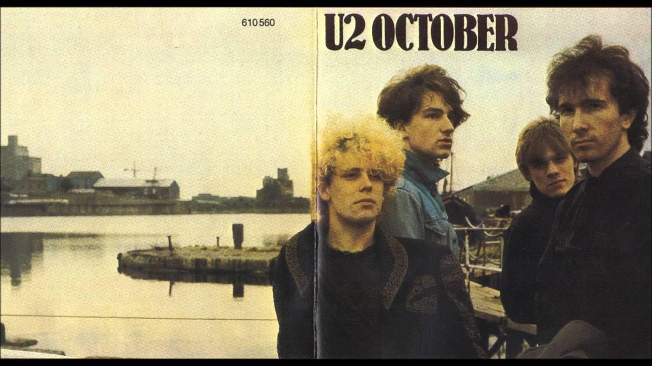 U2 - I Threw A Brick Trough A Window (album 'October', '81) - YouTube