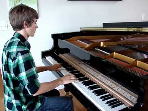 Tinie Tempah ft. Eric Turner: Written In The Stars Piano Cover