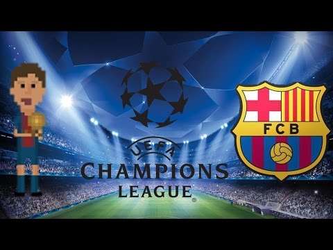Fotbol Head champions League: Barcelona campeon de la champions 2014/15