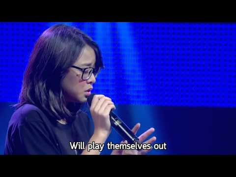 The Voice Thailand  อิมเมจ  Falling Slowly  w lyrics