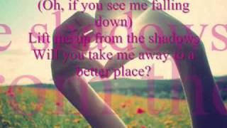 Lay your hands - Simon Webbe w lyrics
