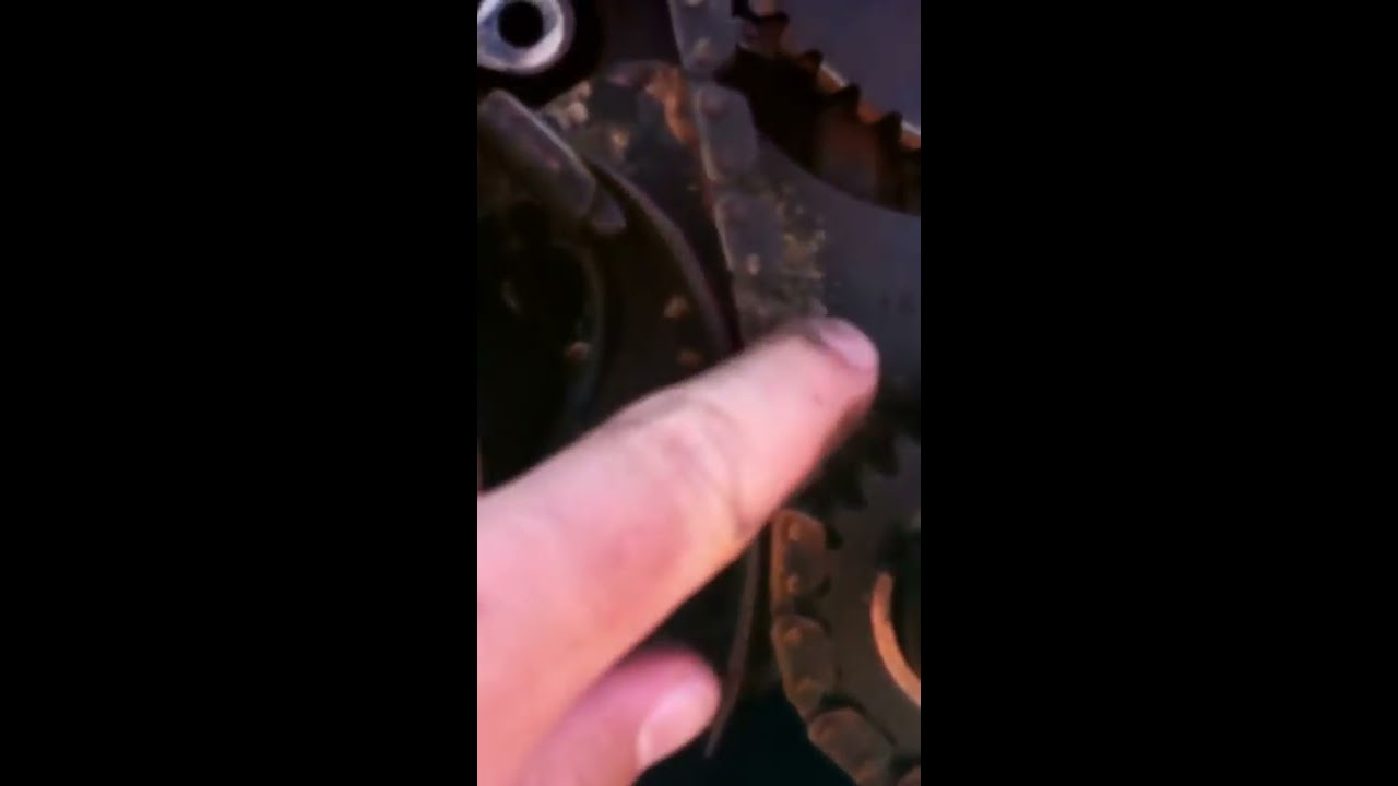small resolution of dodge dakota sport timing chain noise and replacement