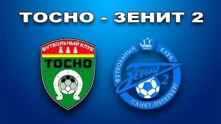Чемпионат России 2015 - 2016 / ФНЛ / 3й тур / ТОСНО - ЗЕНИТ-2