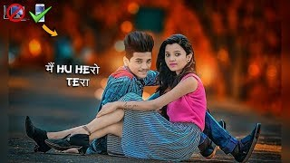 Girlfriend Boyfriend PicsArt Photo Editing Tutorial | Picsart Girlfriend Editing | CB Editing 2018
