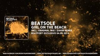 Beatsole Girl On The Beach Original Mix Magic Trance