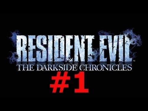 Resident Evil The Darkside Chronicles En español PS3 Parte 1