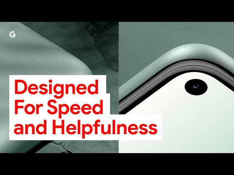 Designed for speed and helpfulness | Google Pixel 5G Phones
