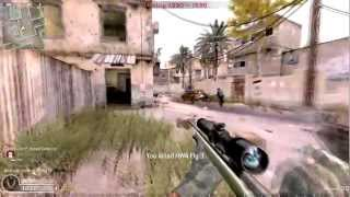 CoD4 PC NETSKY Sniper Only TDM 69 test