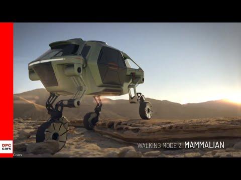 """Hyundai al CES 2019 con un veicolo dotato di """"zampe"""" in stile Star Wars - Tom's Hardware"""