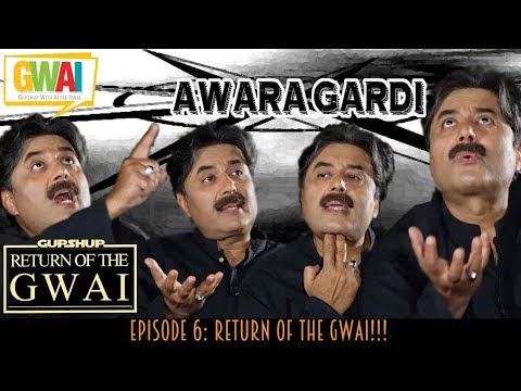 Awara Gardi Episode 6: Return of the GWAI!!! GupShup with Aftab Iqbal