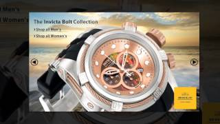 Invicta watches online shopping for Invicta Watches: Watches at Amazon.com(, 2012-12-30T12:53:31.000Z)