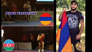 Հայ մարզիկը ջախջախում է Ադրբեջանցուն(Germany liga) /Narek Karapetyan/