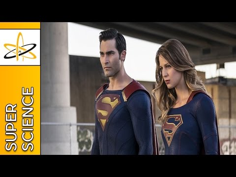 Explaining Kryptonian Powers | Super Science