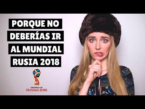 10 RAZONES PARA NO IR AL MUNDIAL RUSIA 2018