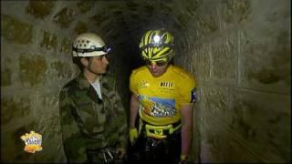 Super Yellow aux Rousses avec Jason Lamy-Chappuis