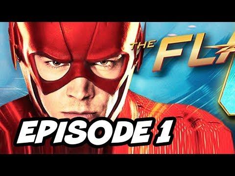 Download Youtube: The Flash Season 4 Episode 1 Promo Breakdown - Flash Rebirth